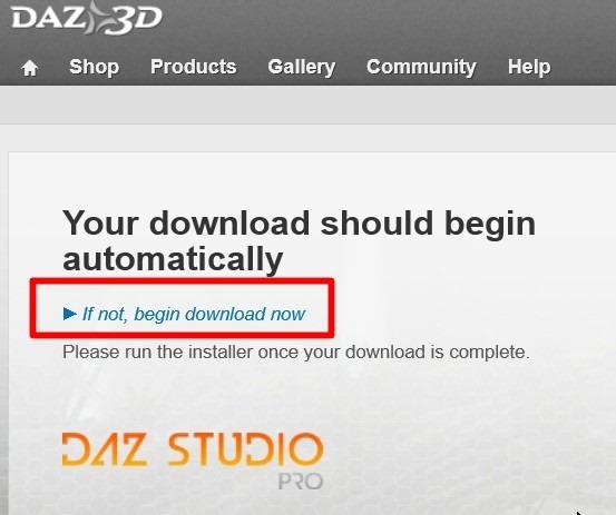 20140316_D  Create3D DAZ Install Manager0018
