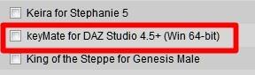 20140316_D  Create3D DAZ Install Manager0010