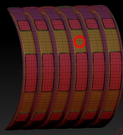 20140226_D  Create3D ZBrush4R6 machanic surface part1215 - コピー