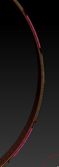 20140226_D  Create3D ZBrush4R6 machanic surface part1220
