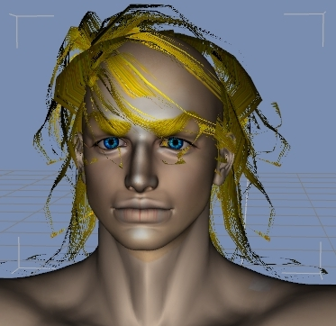 Shade Daz Studio4 TIGER&BUNNY キース・グッドマンの髪作成278.JPG